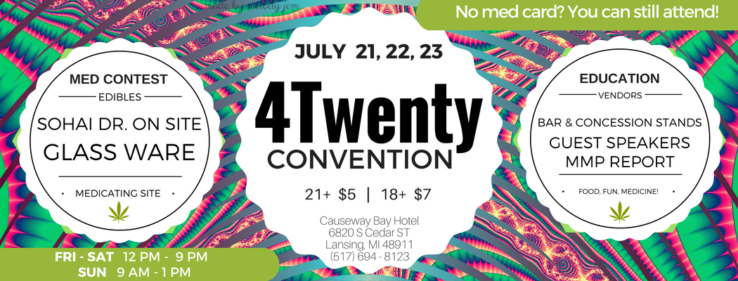 4Twent Convention in Lansing, MI July 21-23